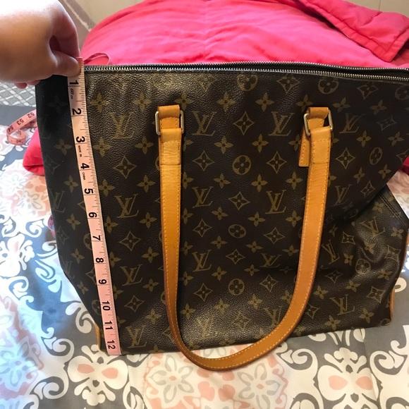 Louis Vuitton Handbags - AUTHENTIC LV shoulder monogram bag Cabas Piano